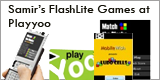 Samir's FlashLite games at Playyoo